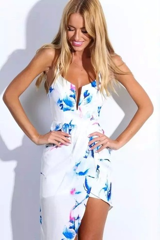 dress print dress beach dress summer dress