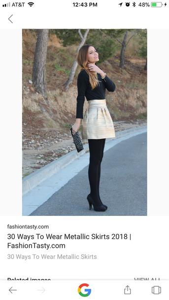 skirt holiday skirt