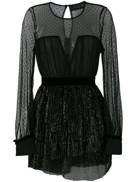 Christian Pellizzari dress mini dress mini women black