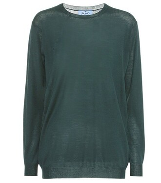 sweater wool sweater wool green