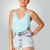 """White Sand"" Denim Shorts » MOCAHS"