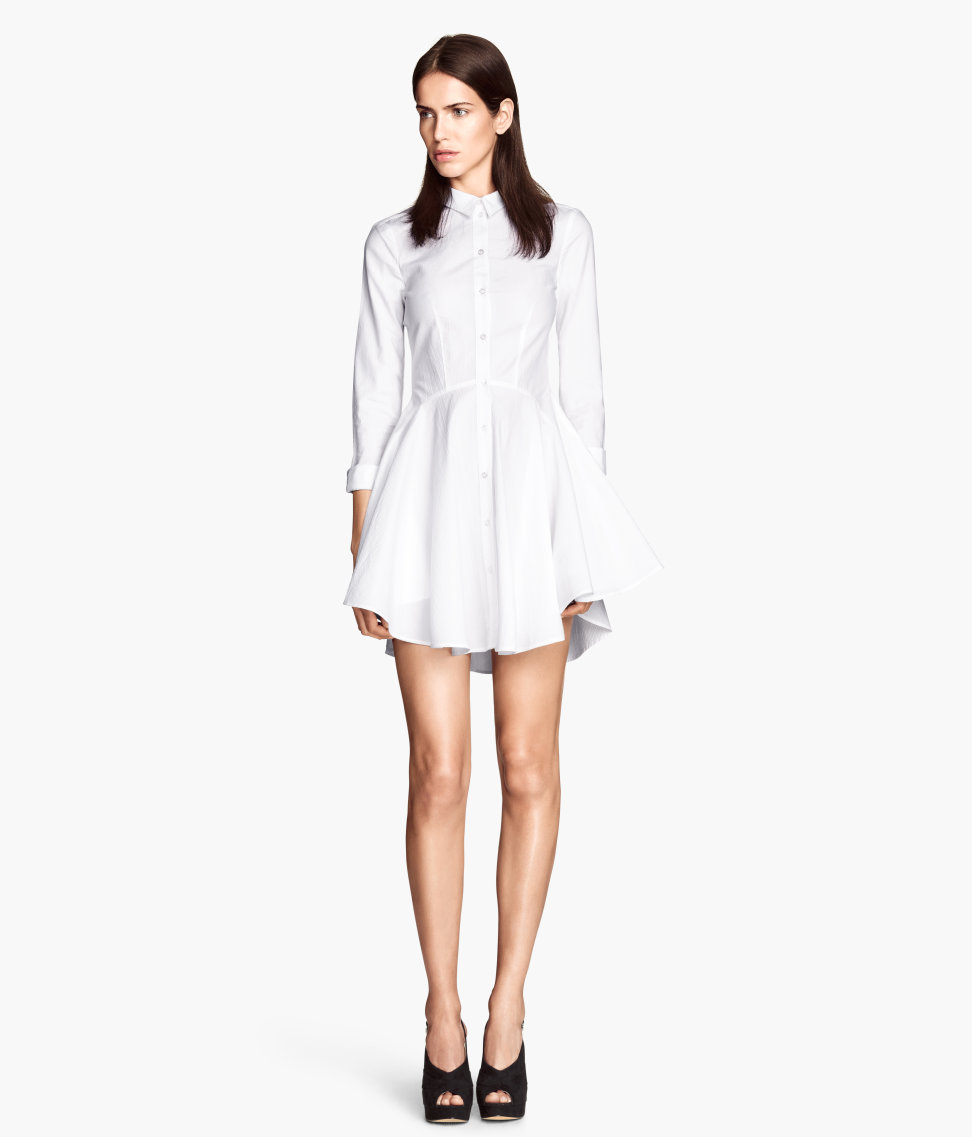 H&M Shirt Dress $59.95