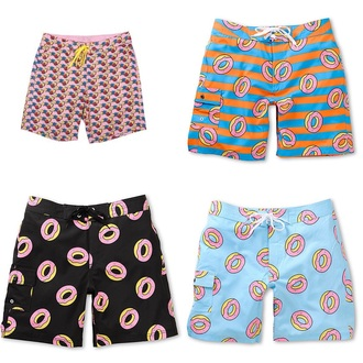 swimwear golf wang odd future donut mens swimsuit
