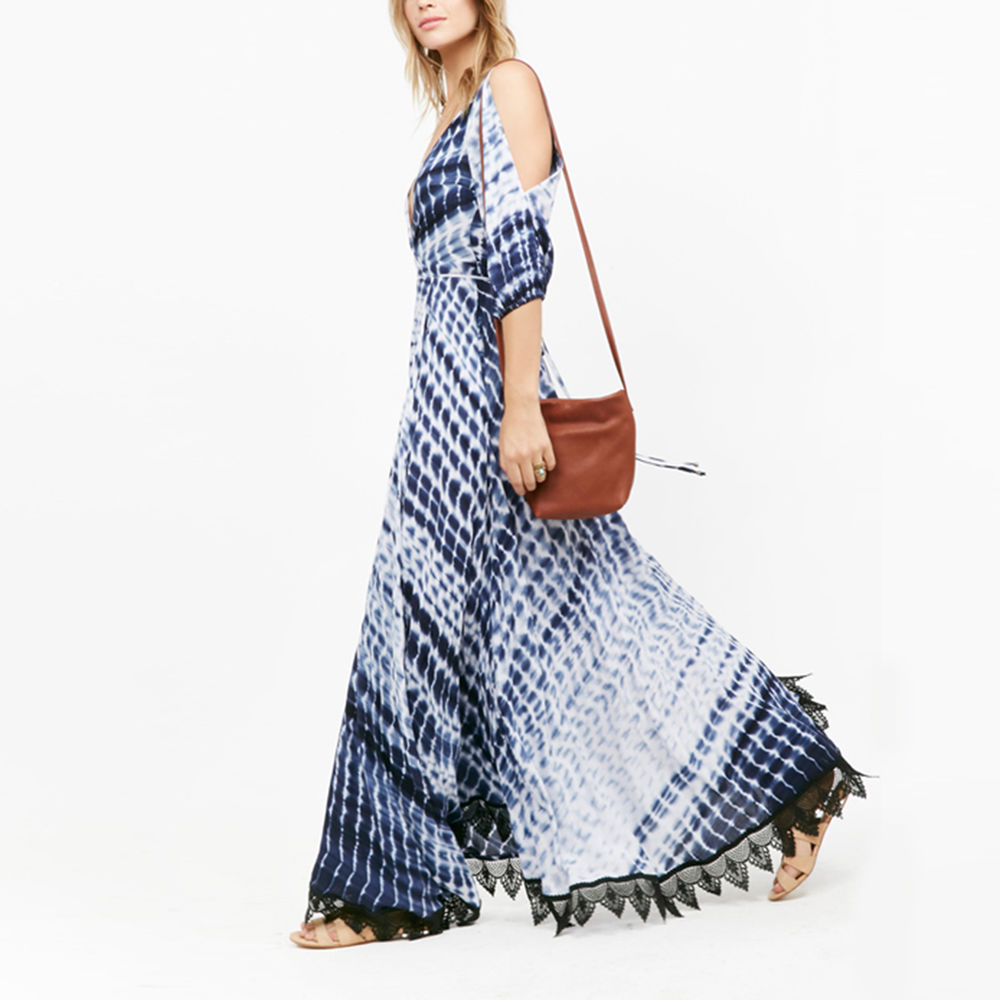 Shirt Dress Tumblr Outfit Girl Hippie Hipster Maxi Lovly Sqaa Summer Outfits Beach Black And White Pretty Beautiful Gorgeous Lovely Boho Cute