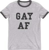 shirt,gay men,gay pride,gay shirts,gay marriage,gay or straight,rainbow
