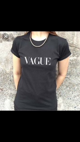 shirt vogue cool dope hipster t-shirt