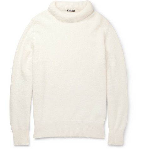 Ann Demeulemeester Angora-Blend Sweater | MR PORTER