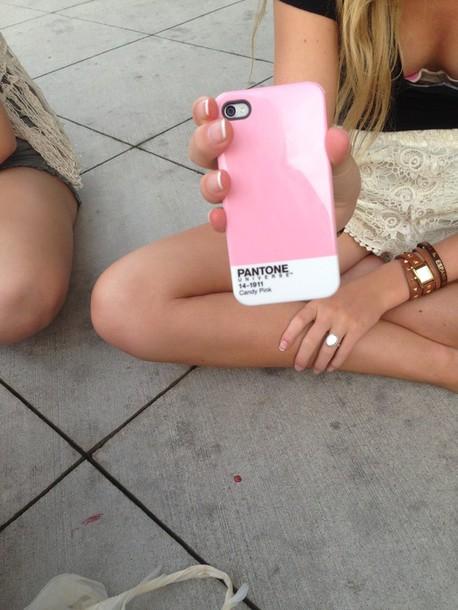bag iphone phone cover pink jewels pantone phone cover pastel tumblr phone case phone cover iphone 5 case iphone case candy case for iphone 4/4s/5 iphone 4 case pink phone case