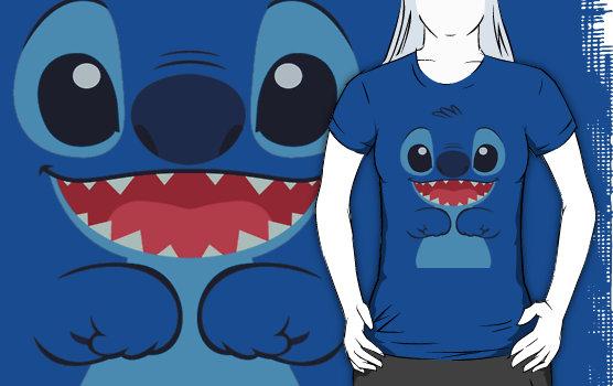 Quot Stitch Lilo Amp Stitch Quot T Shirts Amp Hoodies By Megnxneko