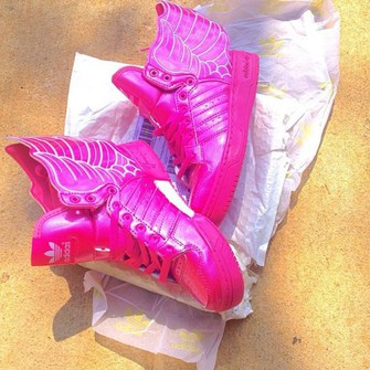 jeremy scott adidas shoes sneakers adidas wings wings adidas shoes