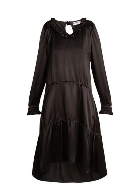 Balenciaga dress black
