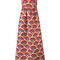 P.a.r.o.s.h. - floral maxi dress - women - polyamide/polyester/acetate/viscose - xs, pink/purple, polyamide/polyester/acetate/viscose