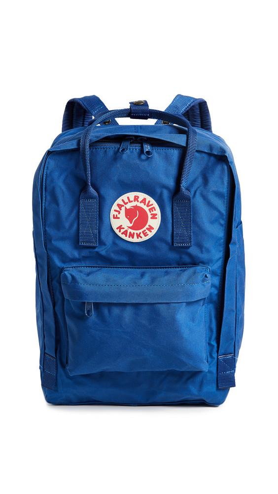 Fjallraven Kanken 15 Laptop Bag in blue