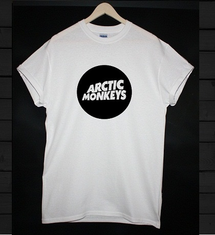 ARCTIC MONKEYS T-SHIRT ! - ALL SIZES !!!! | eBay