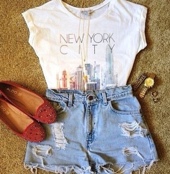 shirt new york