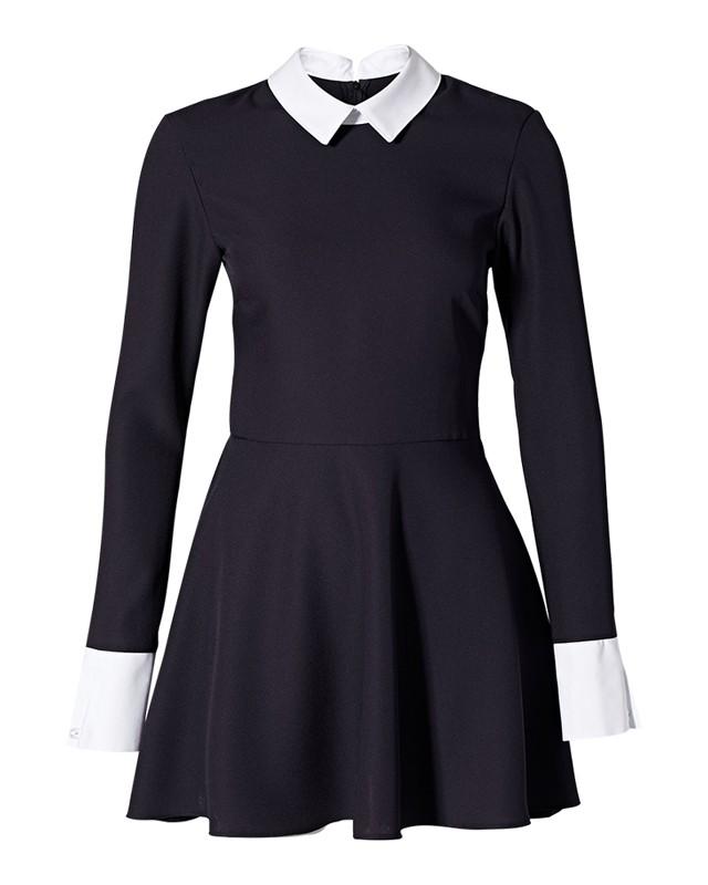 Kate dress in navy