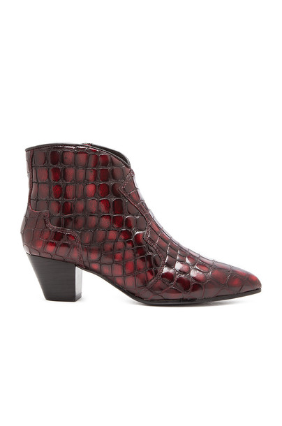 Ash Hurrican Bootie in red