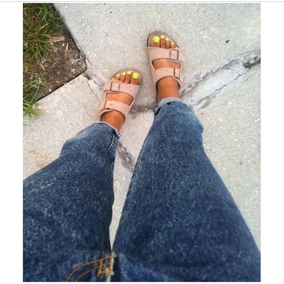 style open toes sandals