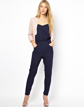 Lavish Alice | Lavish Alice Cami Jumpsuit at ASOS