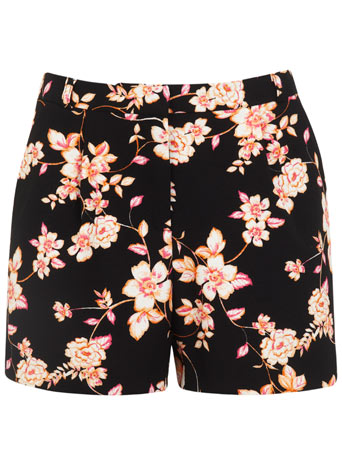 Floral Shorts - View All - New In - Miss Selfridge