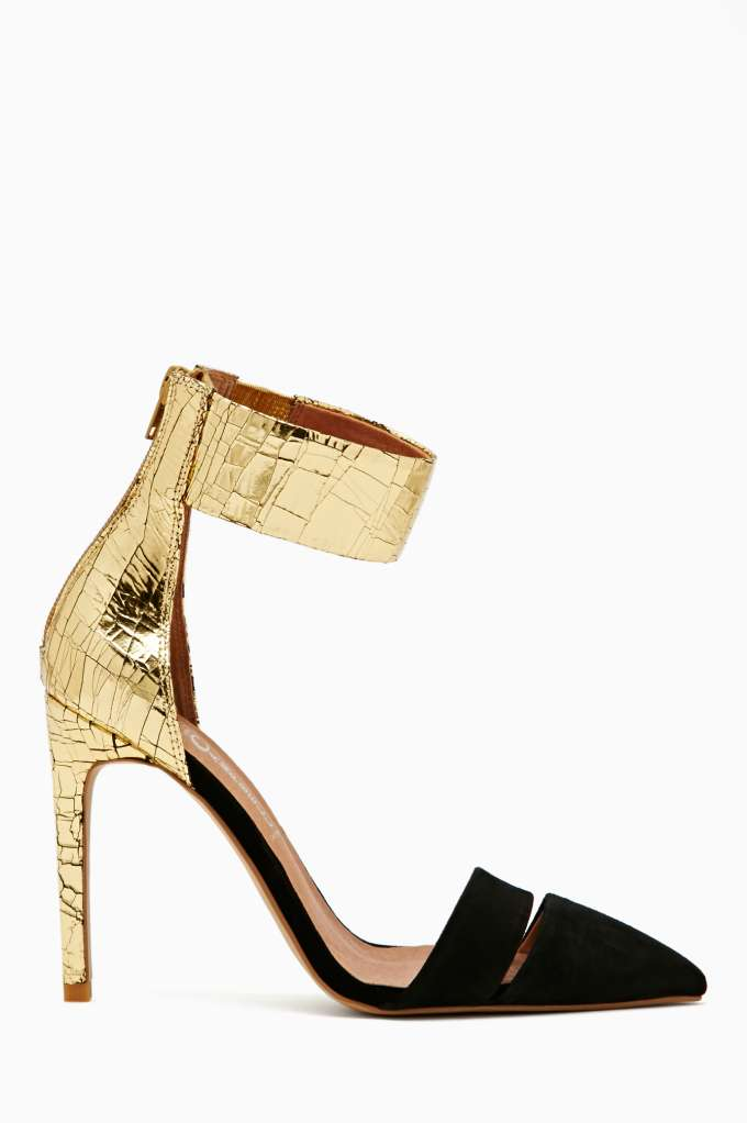 Jeffrey Campbell Adelyn Pump | Shop Pumps at Nasty Gal