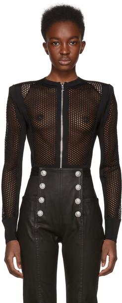 bodysuit mesh bodysuit mesh black black mesh underwear