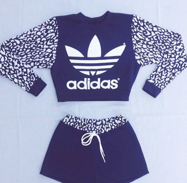 jumpsuit adidas sweater adidas shorts shirt adidas black and white top shorts