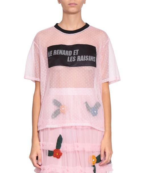 t-shirt shirt t-shirt lace top