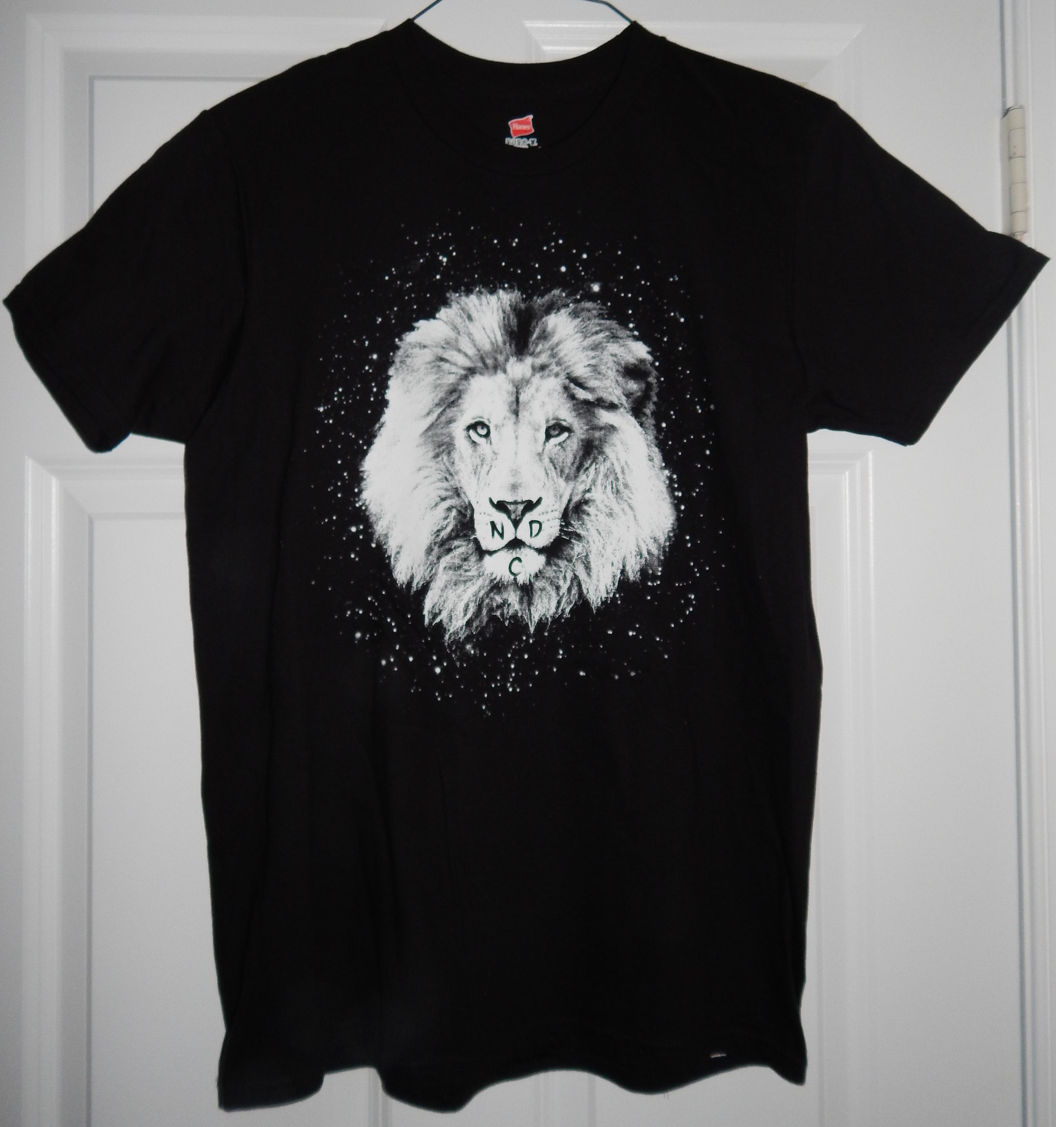 Black - OG Lion / New Domain Clothing
