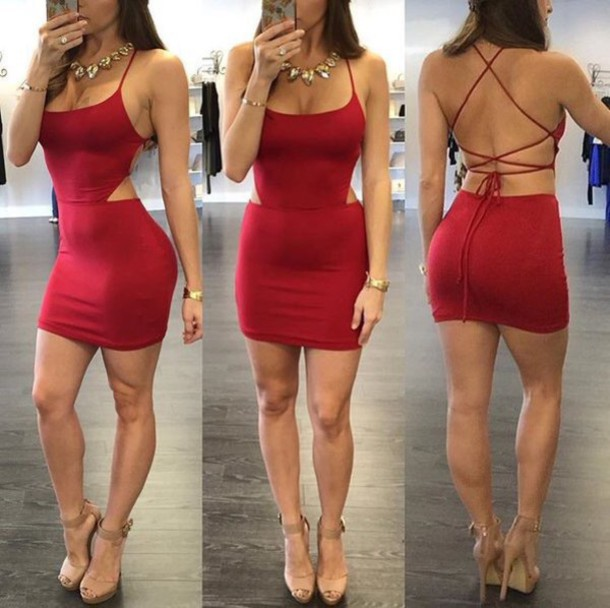 Sexy short club dresses
