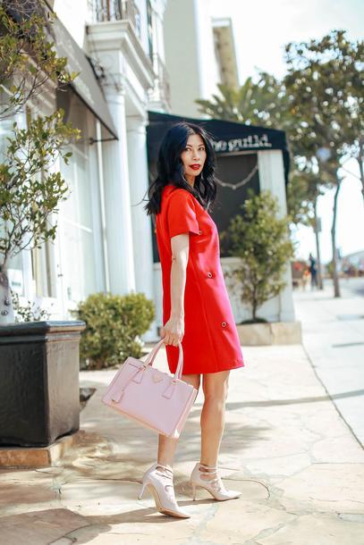 mamainheels blogger dress shoes bag