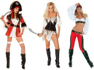 dress pirate costume