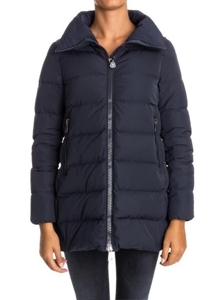 moncler jacket down jacket blue