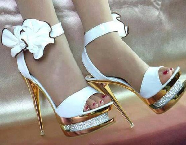 shoes white shoes prom shoes wedding shoes