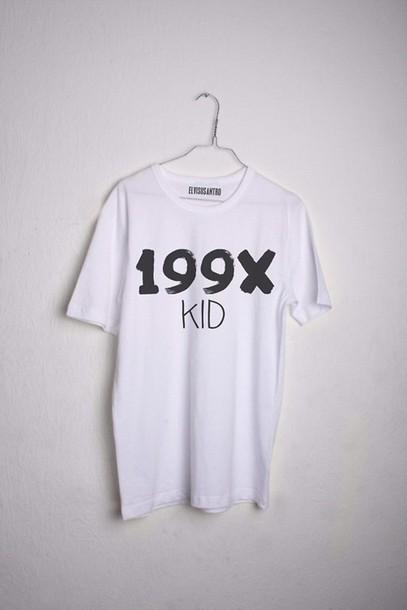t-shirt grunge alternative rock punk