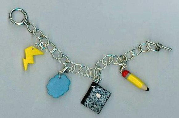 jewels accessory bracelet chains lightning