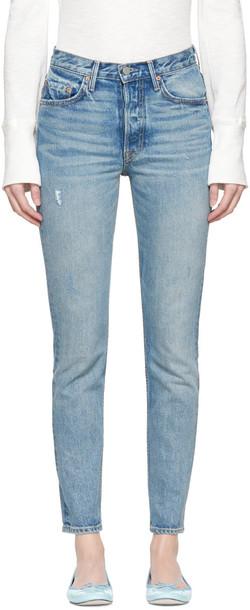 GRLFRND jeans blue