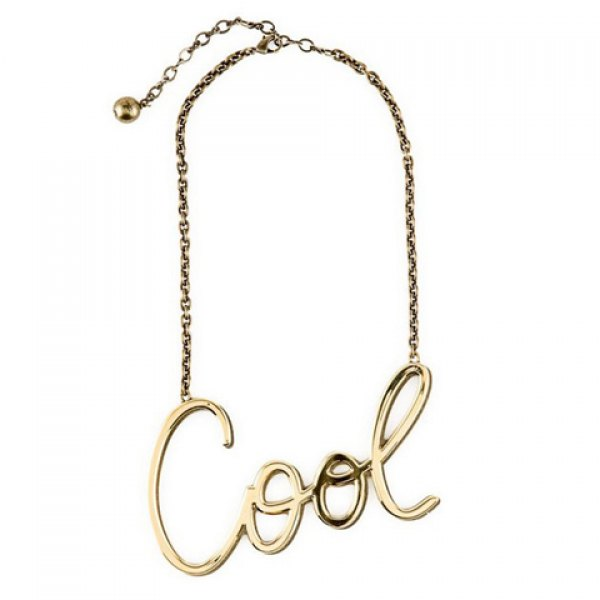 Cool love gold chain statement necklace set · love, fashion struck ·