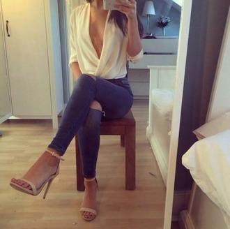blouse classy