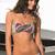 Bikini 2013 - set bandeau bikini med spets
