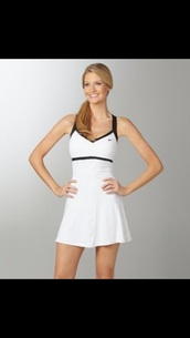 dress,tennis outfitts