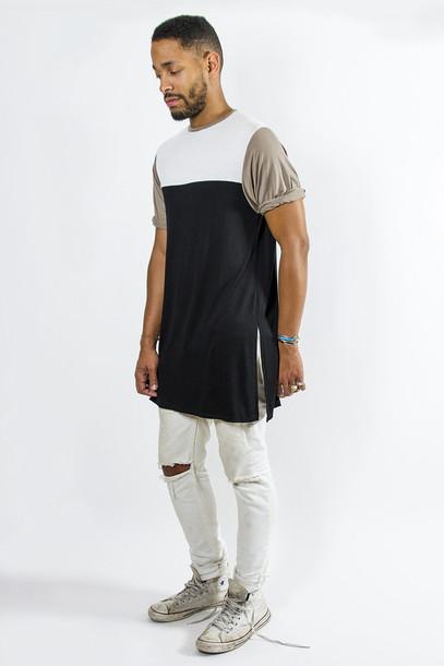 T Shirt Menswear Bulls Of Summer Longtee Longtshirt