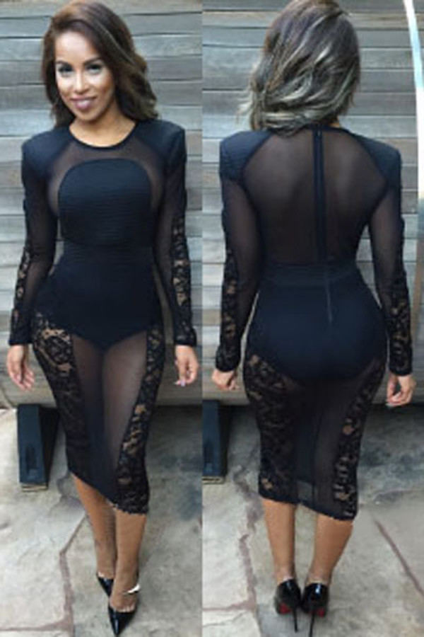 Body dresses club sexy fitted