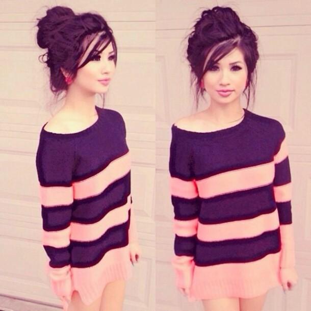 sweater girly