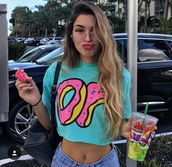 top,crop tops,instagram,trendy,of,summer,flashes of style,summer outfits