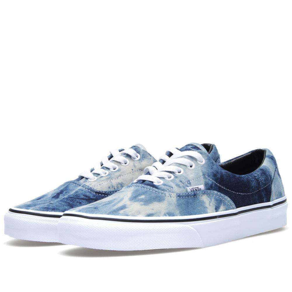 blue jean vans