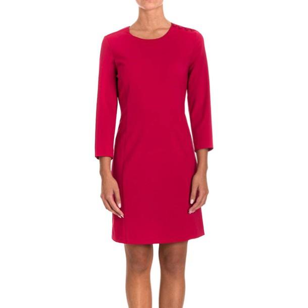 ARMANI JEANS dress women red
