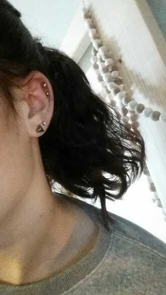 jewels helix piercing piercing pierced earrings