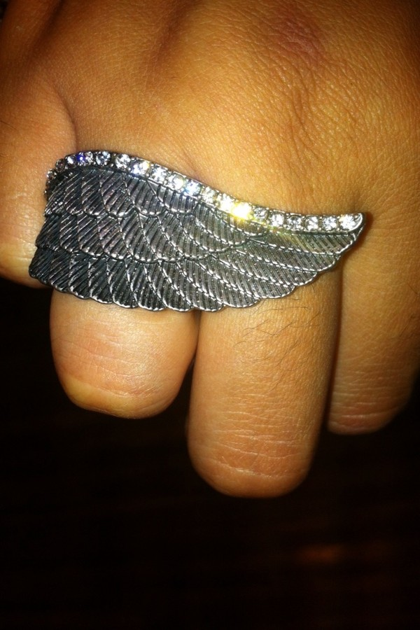 jewels wing ring ring