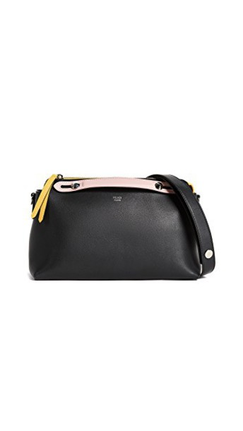 What Goes Around Comes Around cross bag black